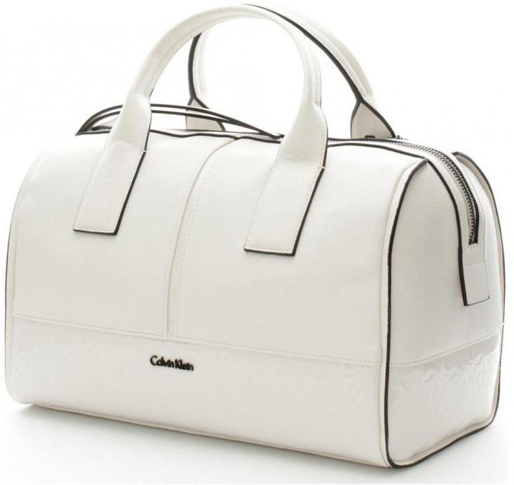 0824eef7ee Borsette Calvin Klein Jeans J6EJ600469 Borse a mano Borse e Accessori White  Sand