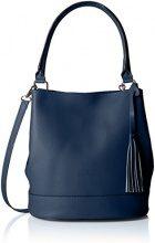 Bags4Less Aliyah - Borse a spalla Donna, Blau (Dunkelblau), 15x30x30 cm (B x H T)