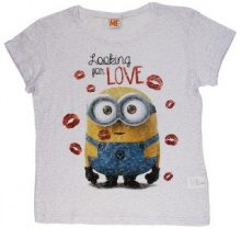 T-shirts Minions Looking For Love