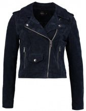 ONLY ONLGRACE BIKER Giacca di pelle blue nights