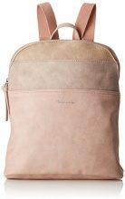 Tamaris Khema Backpack - Borse a zainetto Donna, Pink (Rose Comb.), 8.5x31x27 cm (B x H T)