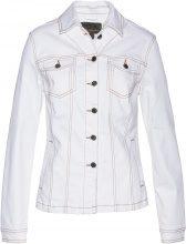 Giacca di jeans ricamata (Bianco) - bpc selection