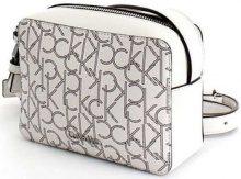 Borsa a spalla Calvin Klein Jeans  K60K602513 Borse a spalla Borse e Accessori White