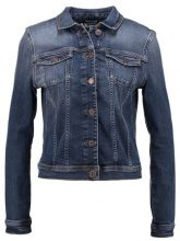 Tommy Jeans VIVIANNE SLIM TRUCKER Giacca di jeans vermont mid blue stretch