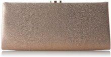 MENBUR Biferno - Pochette da giorno Donna, Gold (Sand), 4x12x25 cm (L x H D)