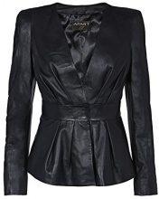 APART Fashion 40333-Blazer Donna    Nero (Schwarz) 40