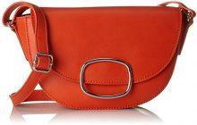 edc by Esprit 038ca1o001 - Borse a tracolla Donna, Arancione (Bright Orange), 7x15x23 cm (B x H T)