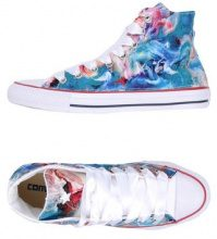 CONVERSE LIMITED EDITION CTAS HI CANVAS/TEXTILE LTD - CALZATURE - Sneakers & Tennis shoes alte - su YOOX.com