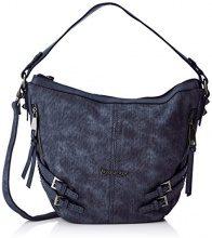 LIBERTO 171003 - Borse a mano Donna, Azul (Jeans), 13x25x32 cm (W x H L)