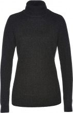 Pullover a collo alto (Grigio) - bpc selection premium