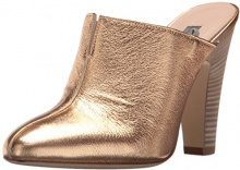 SJP by Sarah Jessica Parker Rigby, Ciabatte Donna, Oro (Rose Gold Leather), 40.5 EU