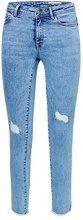 edc by ESPRIT 087cc1b049, Jeans Skinny Donna, Blu (Blue Medium Wash 902), W29/L32 (Taglia Produttore: 29/32)