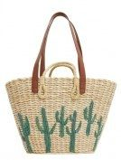 CACTUS - Shopping bag - green