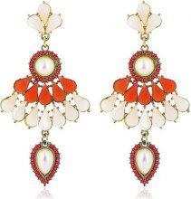 Orecchini Fashionvictime  Orecchini Donna  - Gioiello Metallo - Perla