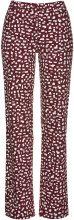 Pantalone elasticizzato fantasia (Rosso) - bpc selection