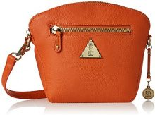 Fly London Elil615fly - Borse a tracolla Donna, Orange (Poppy Orange), 2x22x26 cm (W x H L)