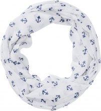 Sciarpina ad anello Ancore (Bianco) - bpc bonprix collection