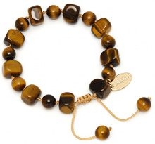 Lola Rose-Braccialetto Sury, colore: Yellow Tigers Eye, cod. Sury492000