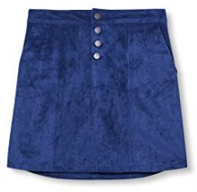 edc by ESPRIT 027cc1d007, Gonna Donna, Blu (Dark Blue), 38