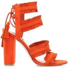 Sandali Guess  FLECO1 SUE03 Sandalo tacco Donna Arancio