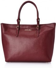 Kesslord Kabas Sf, Borsa a tracolla Donna, Rosso (Bordeaux), One Size
