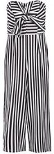 Naya Twist Bow Front Culotte Jumpsuit
