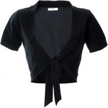 Bolero a manica corta (Nero) - bpc bonprix collection