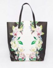 Ted Baker - Maxi borsa a fiori grandi