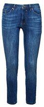 edc by ESPRIT 997cc1b817, Jeans Skinny Donna, Blu (Blue Medium Wash 902), W29/L30