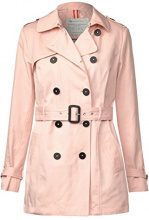 Street One 200970, Cappotto Donna, Rosa (Cosy Rose 11189), 46