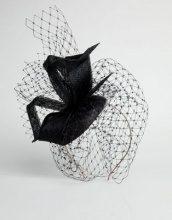 Basco nero con paillettes