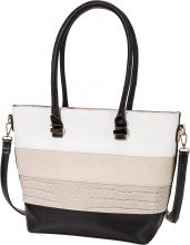 Borsa multicolore (Beige) - bpc bonprix collection