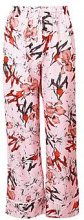 Alice Floral Leaf Relaxed Trouser