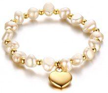 Bracciale con perle d'acqua dolce