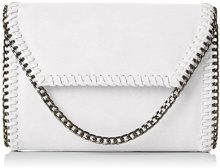 SwankySwans, Sacchetto Donna, Bianco (White (White)), Taglia unica