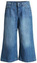 edc by Esprit Culotte-Mutande Donna    Blue (Blue Medium Wash) W27