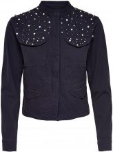 ONLY Pearl Jacket Women Blue