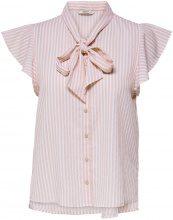 ONLY Detaljeret Short Sleeved Shirt Women Pink