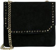 PIECES Suede Crossbody Bag Women Black