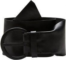 SELECTED Leather - Belt Women Black