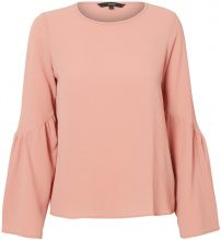 VERO MODA Feminine Long Sleeved Blouse Women Red