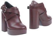 JIL SANDER  - CALZATURE - Ankle boots - su YOOX.com