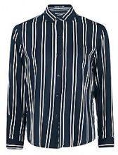 Petite sasha camicia oversize a righe