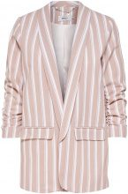 ONLY Striped Blazer Women Pastel