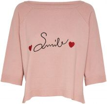 ONLY Detailed Knitted Pullover Women Pastel