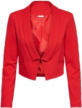 ONLY Short Blazer Women Red