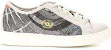 Scarpe Gattinoni  6045 Sneakers Donna White/Blue