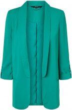 VERO MODA 3/4 Sleeved Blazer Women Green
