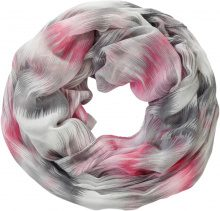Sciarpa ad anello (Fucsia) - bpc bonprix collection