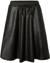 NOISY MAY Midi Long Hw Skirt Women Black